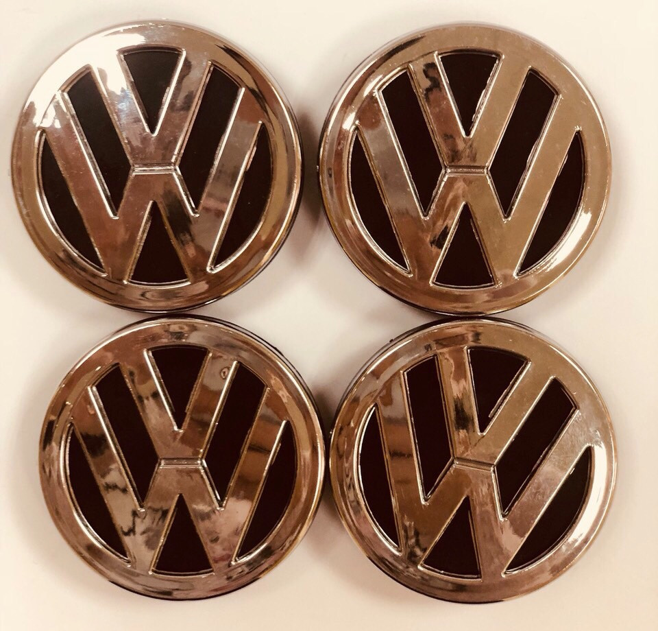 Колпачки на диски VW Sahler KOD 004 /60/55