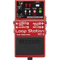 Педаль ефектів для гітари Loop Station Boss RC3, фото 1
