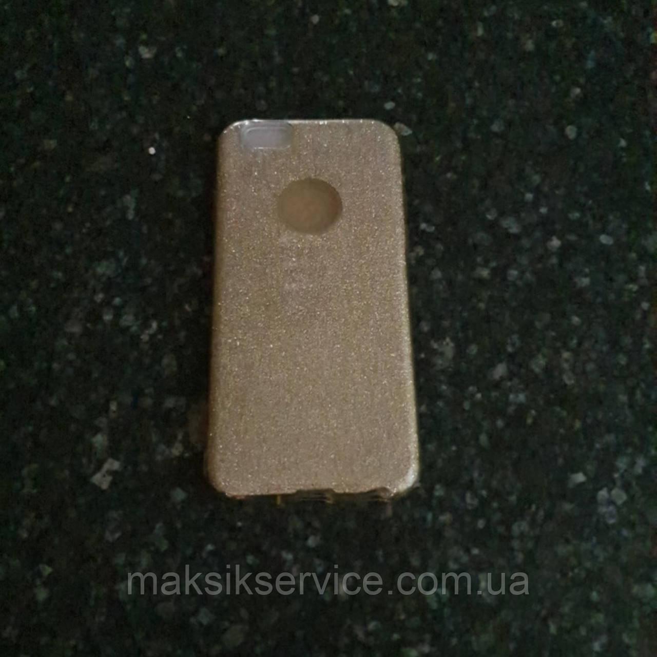 Чехол-накладка на Iphone 6/6s золото
