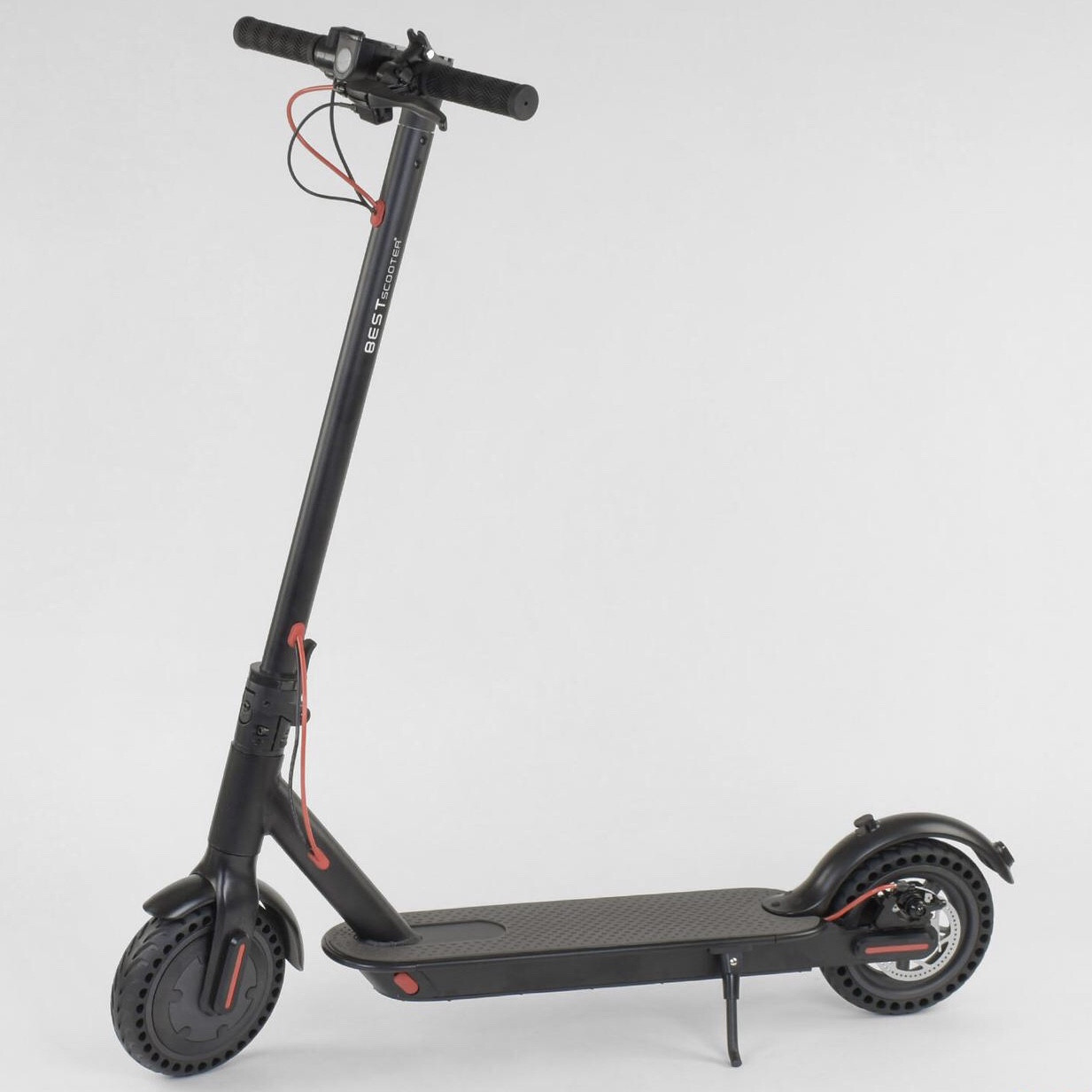Електросамокат SD 3678 Best Scooter колеса 8,5 колір Чорний