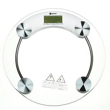 Весы напольные ВИТЕК 180 кг (2003A) + датчик температуры