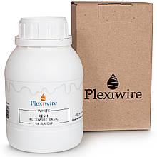 Фотополимерная смола Plexiwire resin basic 0.5 кг білий