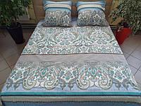 Комплект постельного белья ранфорс Восток Двуспальный