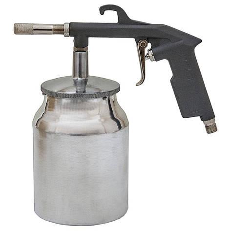 Пистолет пескоструйный пневматический AIRKRAFT PS-4A, фото 2