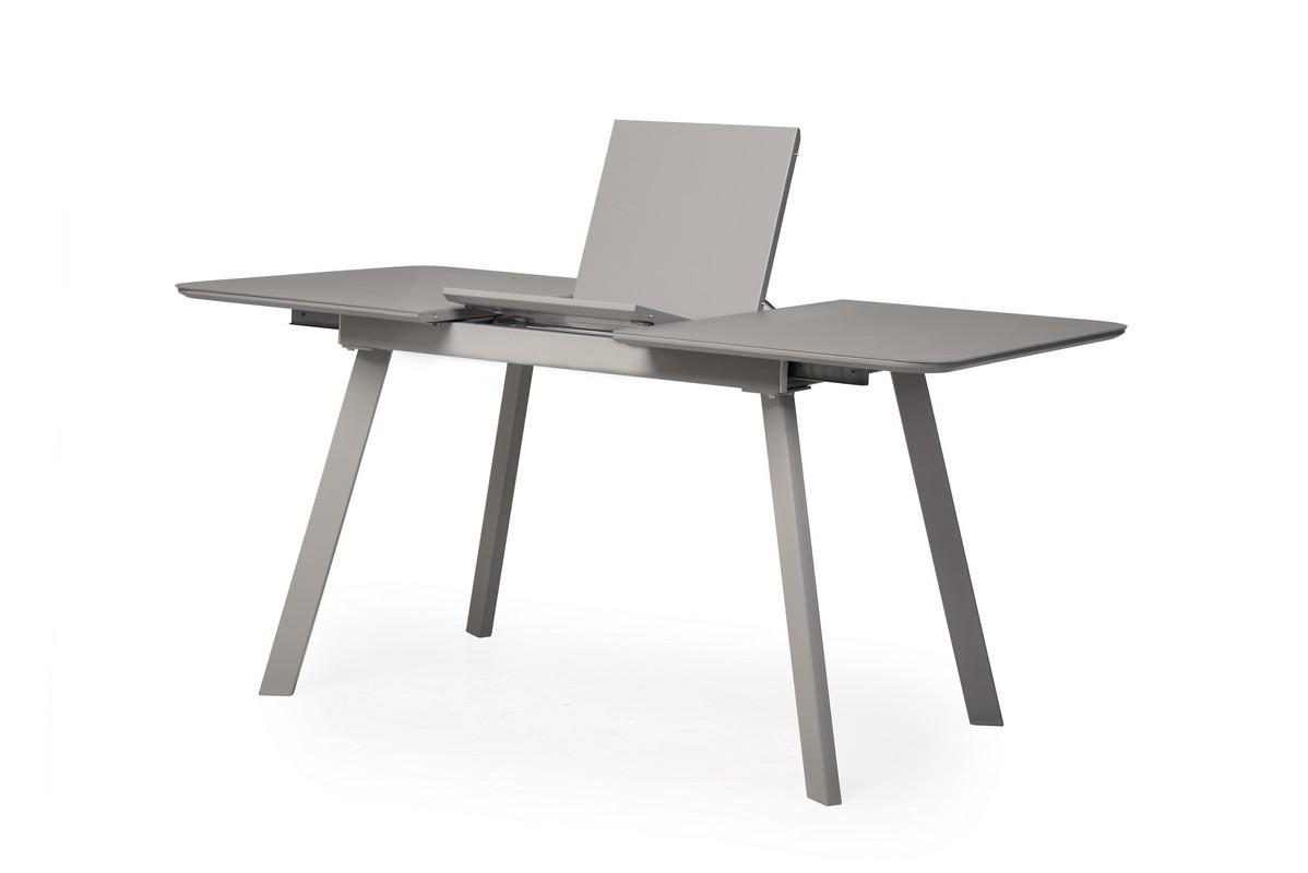 Стол ТМ-170 матовый серый