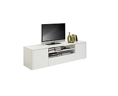 Тумба Small furniture, белая Botticelli для гостиной