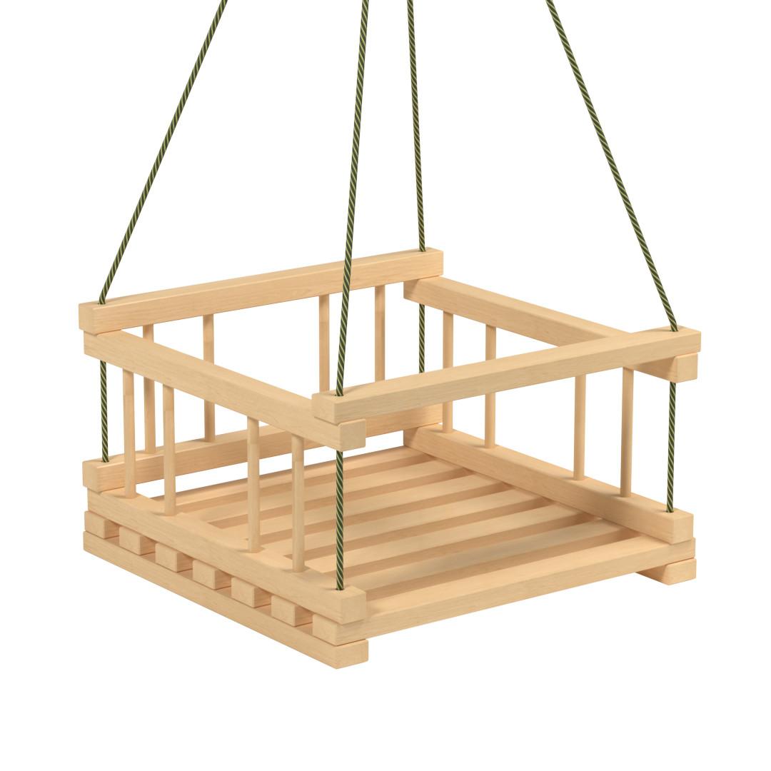 Гойдалка дерев'яна