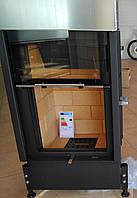 Вертикальна Камінна топка з гільотиною ( підьомною дверцею) Kobok Bystra L/VD 570/780