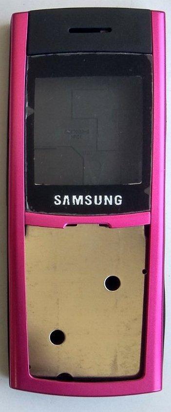 Корпус для Samsung C170 Pink