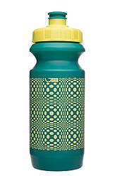 Велофляга Green Cycle Dot 0,6 green nipple-yellow SKL35-187899