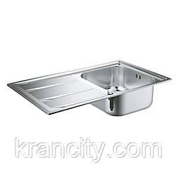 Кухонная мойка K400 (185х400х363) Grohe EX Sink 31566SD0,Германия