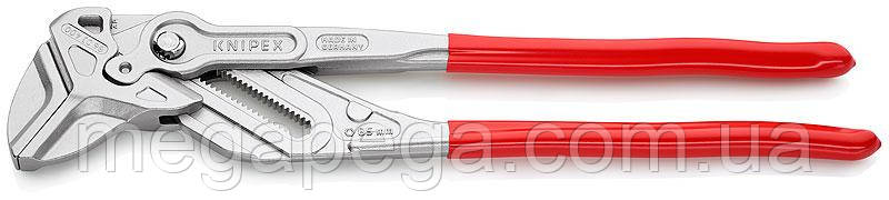 KNIPEX 86 03 400 Клещи переставные-гаечный ключ XL