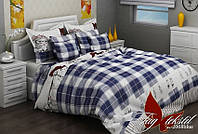 Постельное белье 2-х спальное R2068 blue