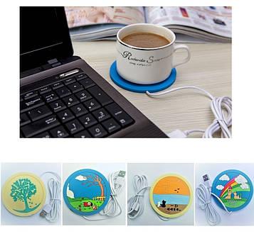 USB підставка з підігрівом для чашки (SV)