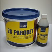 Двухкомпонентний поліуретановий клей  KIILTO 2K PARQUET