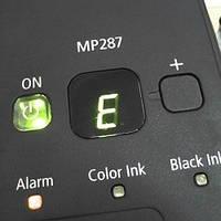 Canon Error 13 (E13) - Ошибки Canon Pixma