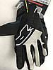 Шкіряні мотоперчатки Flash-R B86 Black B86 італійської марки SPІDІ розмір M, фото 7