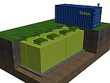 Локальные очистные сооружения BioBoxPro-100 (100 м3/сутки), фото 2