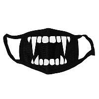 Маска тканевая Geekland зубы вампира MS 012