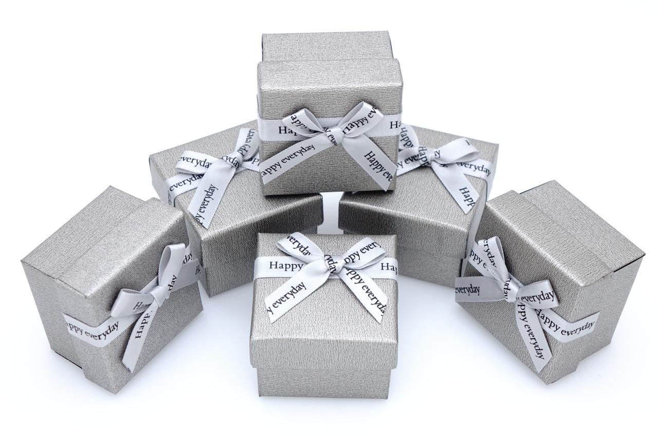 Коробка ювелирная Boxshop #box1-2 Бронзовый