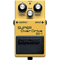 Педаль ефектів Boss SD-1 Super Overdrive