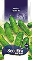 Семена огурца Аякс F1, 20 семян, ранние пчелоопыляемые, Nunhems (SeedEra)