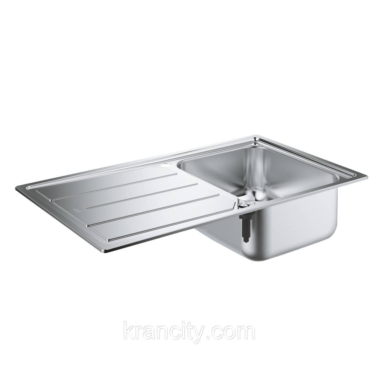 Кухонная мойка K500 Grohe EX Sink 31571SD0,Германия