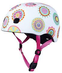 Шлем Micro Doodle Dot LED