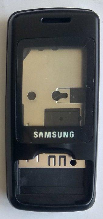 Корпус для Samsung M610 Black