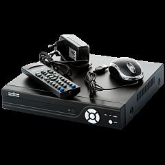 Гибридный видеорегистратор AHD Green Vision GV-X-S028\08 1080P