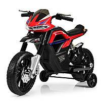 Мотоцикл электромобиль Bambi JT5158-3 | Для детей от 3 до 8 лет | MP3, SD, USB