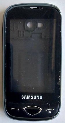 Корпус для Samsung S5560 Black, фото 2