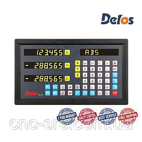 DS20-3V трехкоординатное устройство цифровой индикации