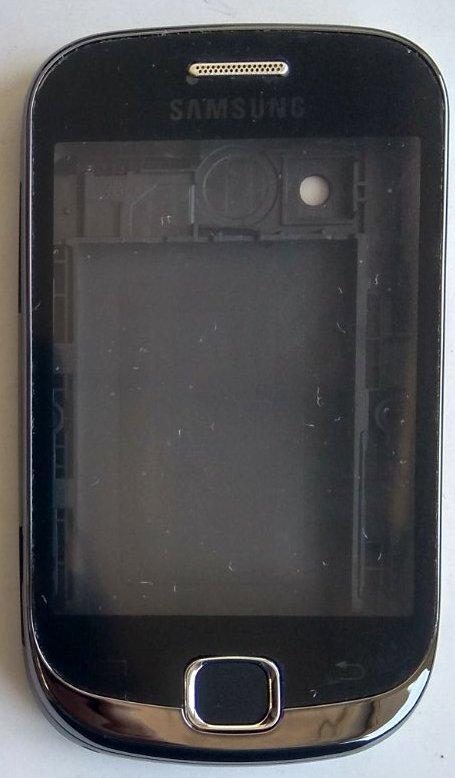 Корпус для Samsung S5570 Black