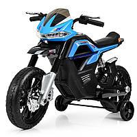 Мотоцикл электромобиль Bambi JT5158-4 | Для детей от 3 до 8 лет | MP3, SD, USB