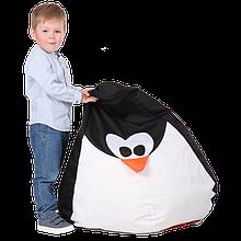 Пуфик детский Хатка Пингвин (до 5 лет)