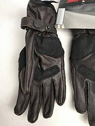 Кожаные мотоперчатки Mystic Glove Brown A169 итальянской маркиSPIDI  размер  S