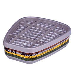 Фільтр (аміак та похідні, органічні пари з температурою кипіння >65 °C), 3М