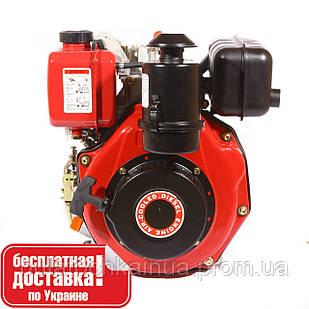 Двигатель дизельный WEIMA WM178F (вал шлицы, дизель, 6.0 л.с.)