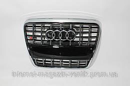 Решетка радиатора AUDI A6 S6 8-11