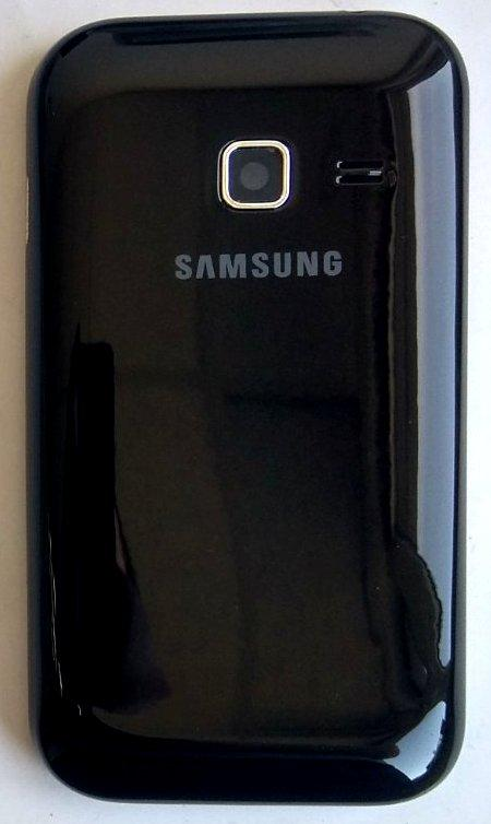 Корпус для Samsung S6802 Galaxy Ace Duos Black