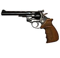 "Револьвер Флобера WEIHRAUCH HW4, 6"" дерево"