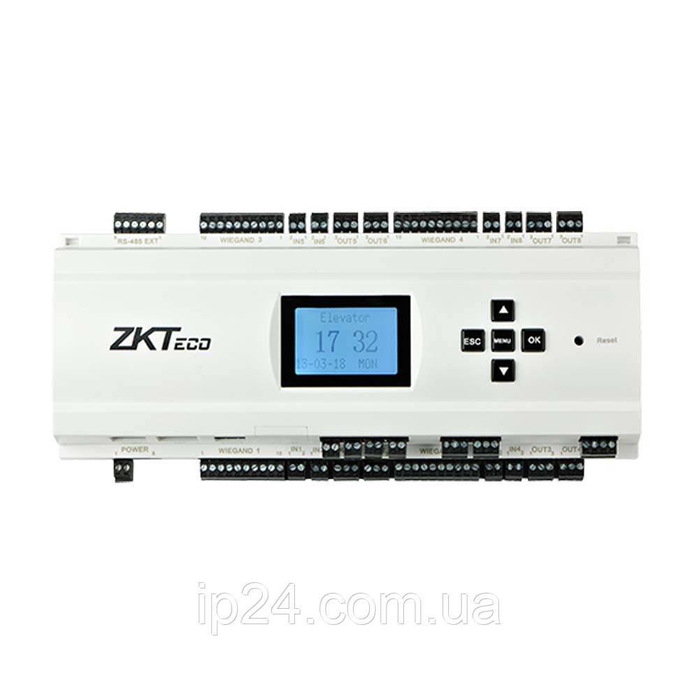ZKTeco EC10 контроллер управления лифтами