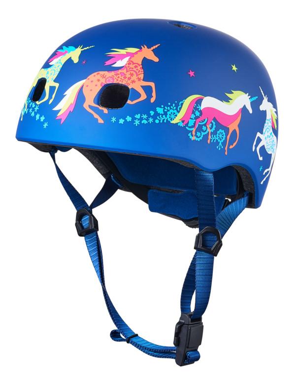 Шлем Micro Unicorn LED