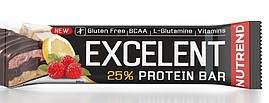 Nutrend Excelent 25% Protein Bar Double 18x85g
