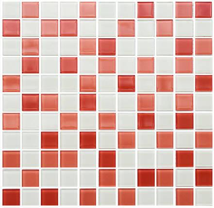 Мозаика GM 4028 C3 Pink d-Pink w-White 300×300 мм, Котто Кераміка, фото 2