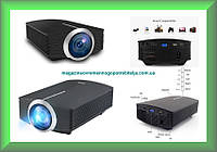 Проектор мультимедийный YG-500 (для дома, школы, презентаций)
