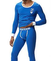 Мужская летняя пижама Addtexod - №3001