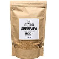 Цукор Тростинний Демерара (500 г)