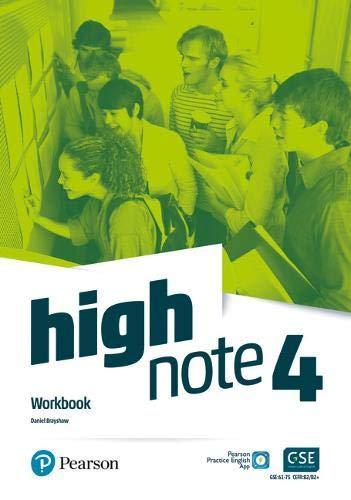 High Note 4 Workbook